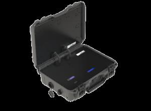 Bloodhound case antenna
